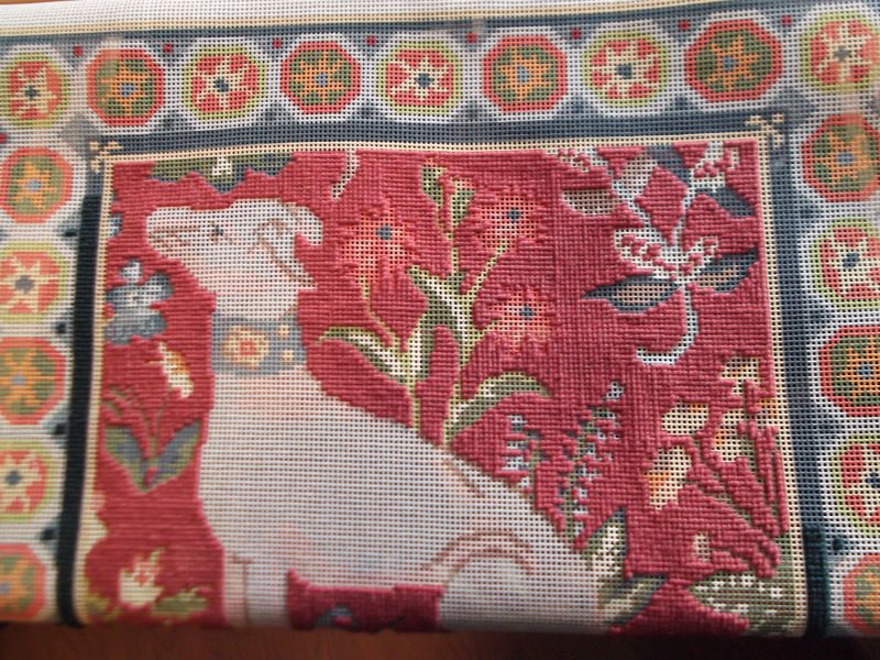 Damage, dogs and tapestry 010