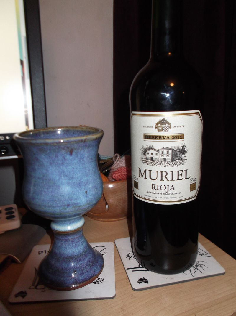 Wine and knit 010