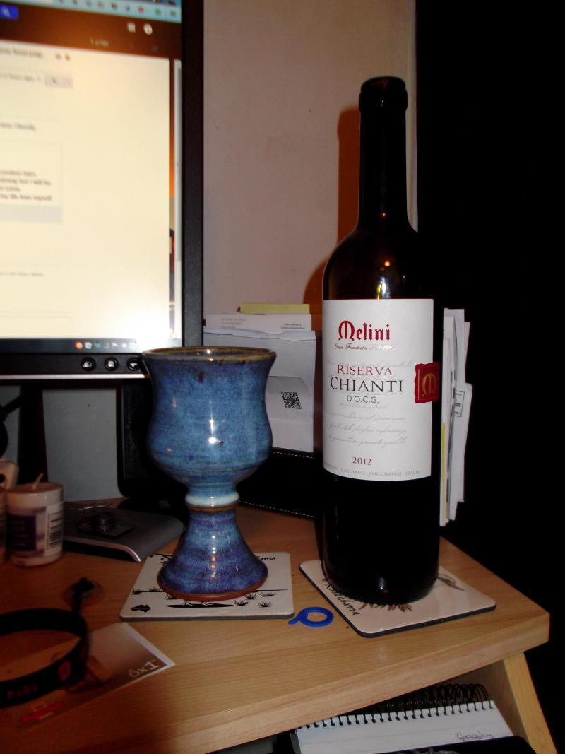 Wine, knit, oh my! 001