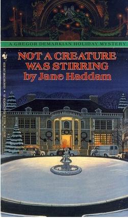Not a creature was stirrung
