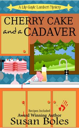 Cherry Cake and a Cadaver