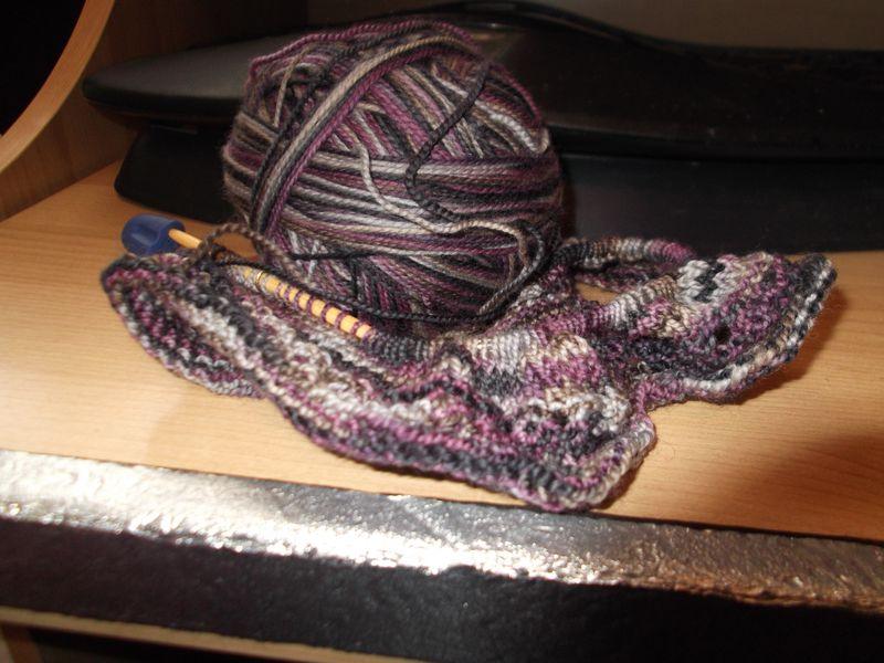Knitting and wine 004