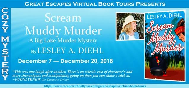 Scream Muddy Murder