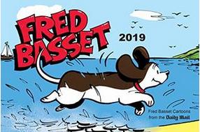 Fred Basset 2019