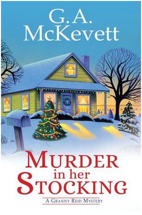 Murder in her Stocking