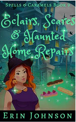 ECLAIRS  SCARES AND HAUNTED HOME REPAIRS