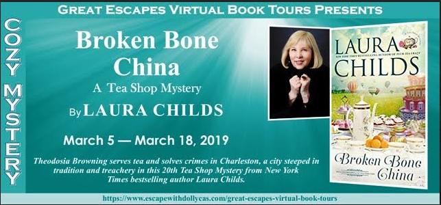 Broken Bone China