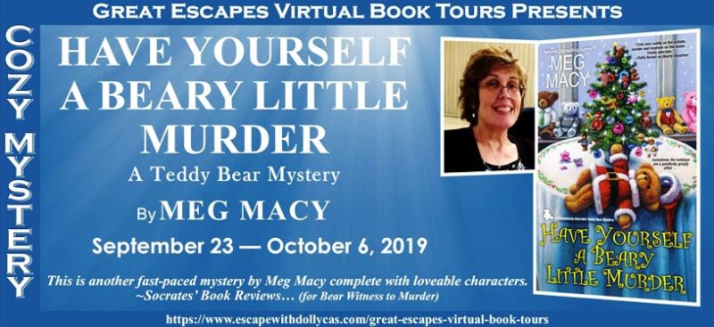 Have Yourself a Beary Little Murder