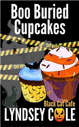 Boo Buried Cupcakes