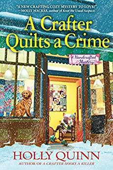 A Crafter Quilts a Crime