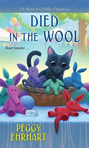Died in the Woo (knit and nibble)l
