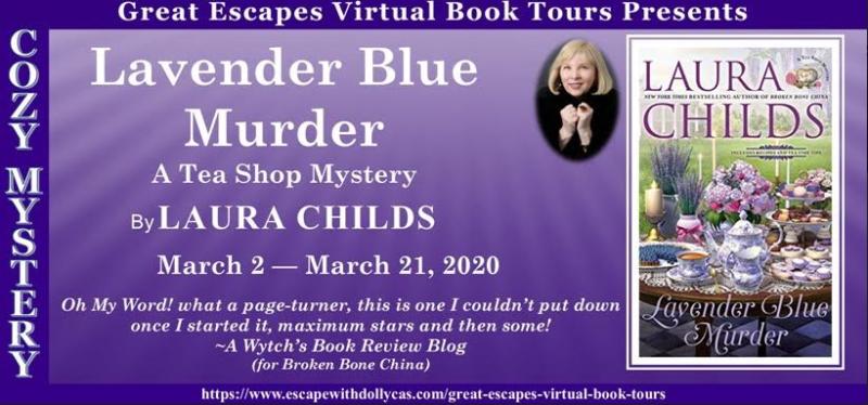 Lavender Blue Murder
