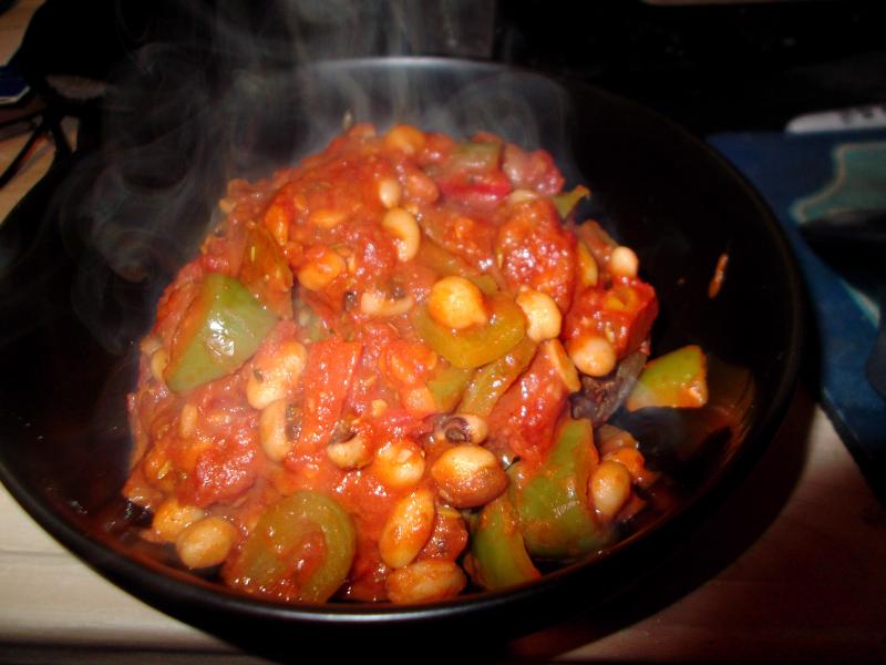 3 bean chilli